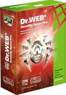 Dr.Web Security Space (6мес/1ПК)